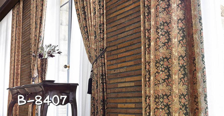 ミュルーズ染織美術館コレクション B-8407 施工例