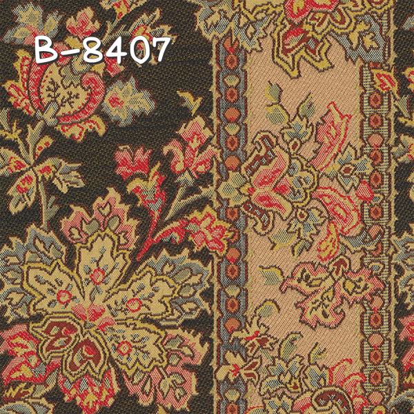 ミュルーズ染織美術館コレクション B-8407 生地画像