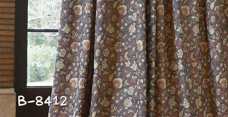 ミュルーズ染織美術館コレクション B-8412 施工例