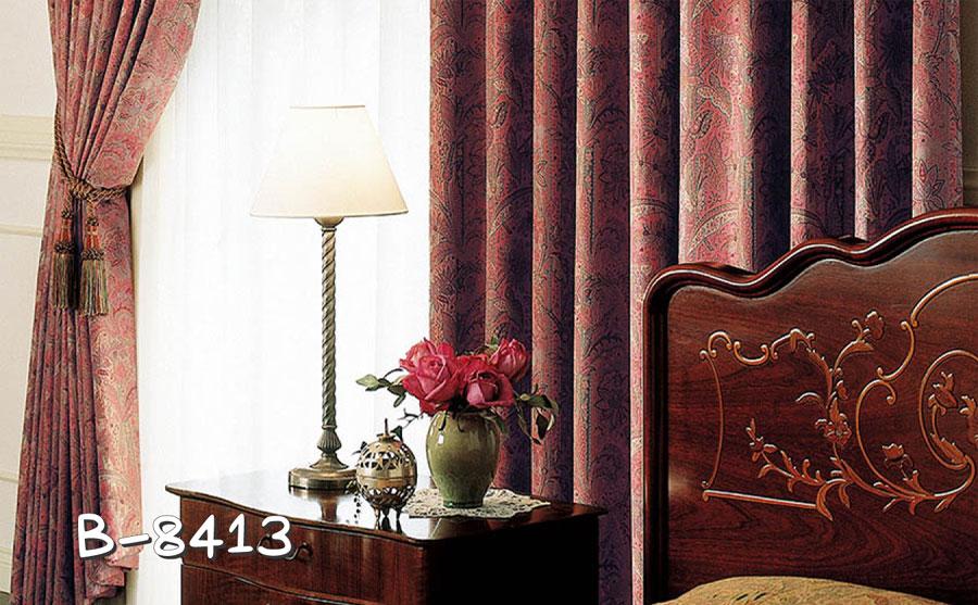 ミュルーズ染織美術館コレクション B-8413 施工例