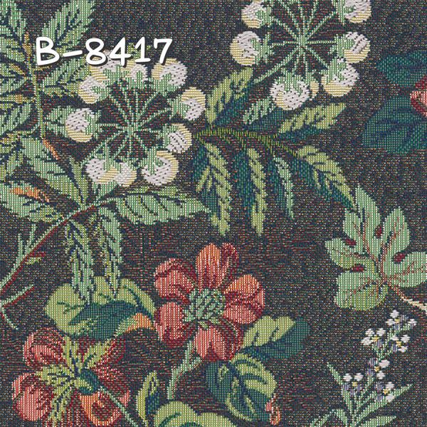 ミュルーズ染織美術館コレクション B-8417 生地画像