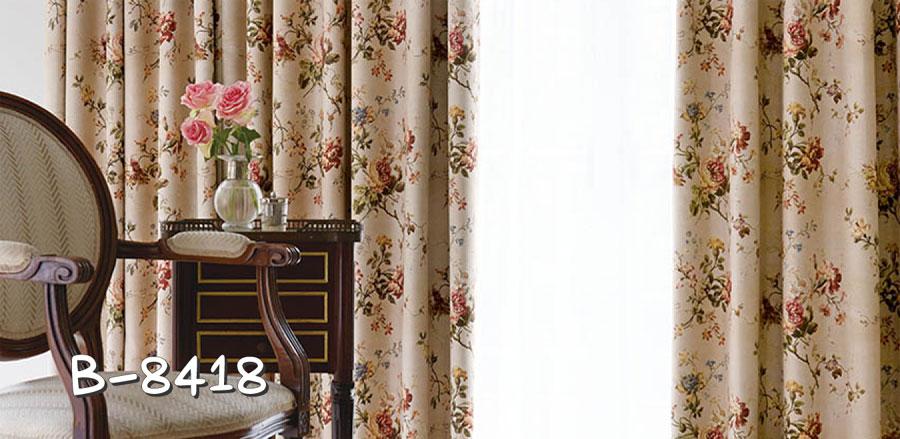 ミュルーズ染織美術館コレクション B-8418 施工例
