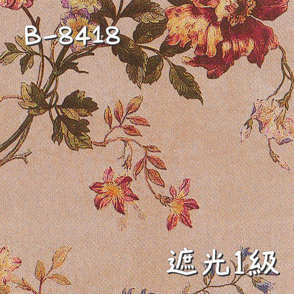 ミュルーズ染織美術館コレクション B-8418 生地画像