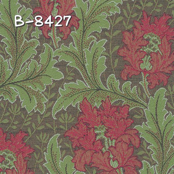 ミュルーズ染織美術館コレクション B-8427 生地画像