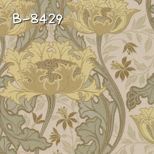 ミュルーズ染織美術館コレクション B-8429 生地画像