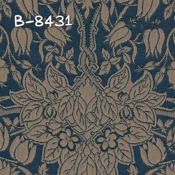ミュルーズ染織美術館コレクション B-8431 生地画像