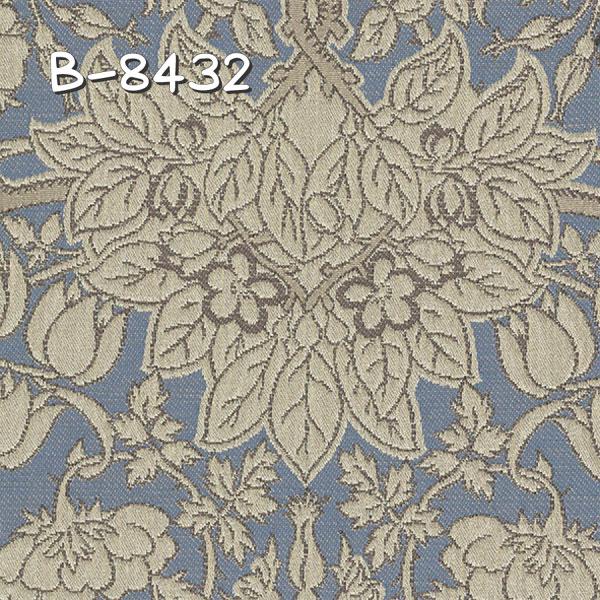 ミュルーズ染織美術館コレクション B-8432 生地画像