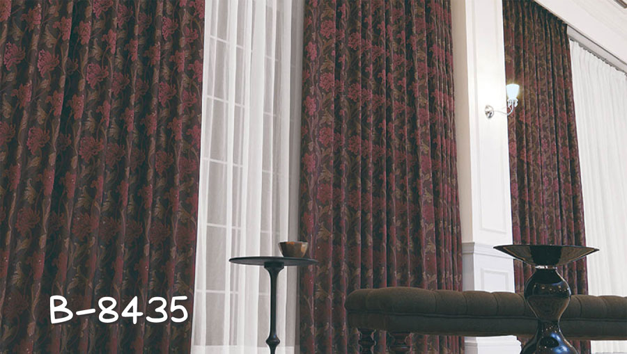 ミュルーズ染織美術館コレクション B-8435 施工例