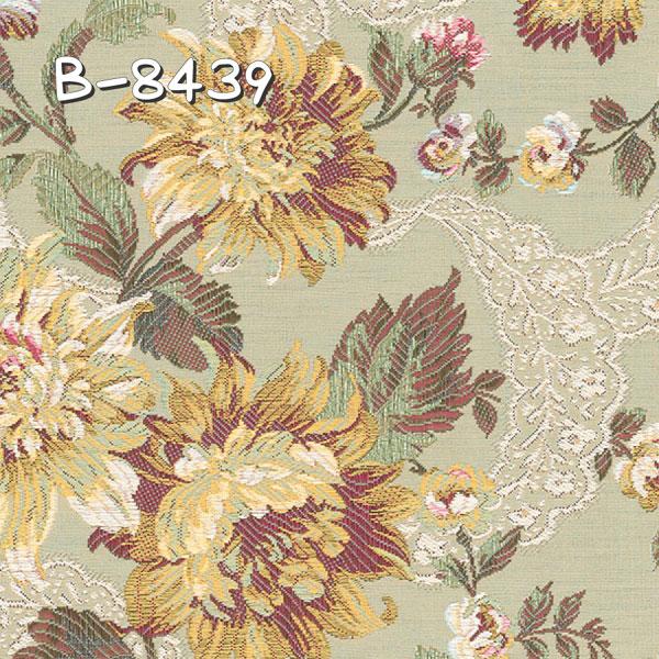 ミュルーズ染織美術館コレクション B-8439 生地画像