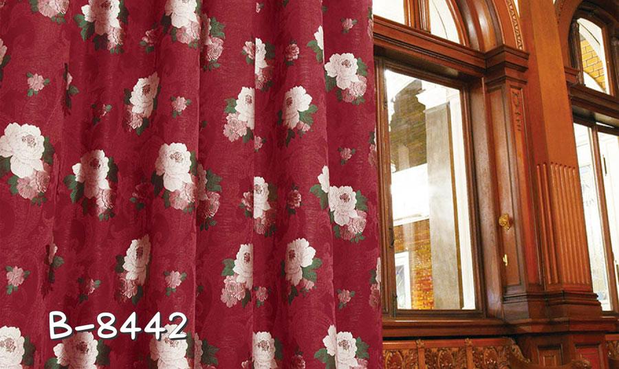 ミュルーズ染織美術館コレクション B-8442 施工例