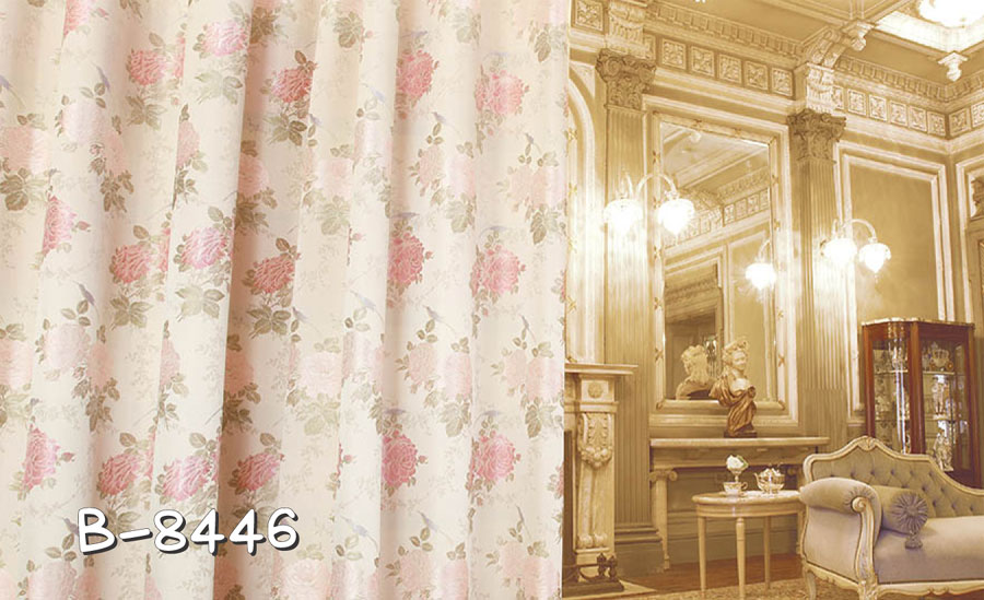 ミュルーズ染織美術館コレクション B-8446 施工例