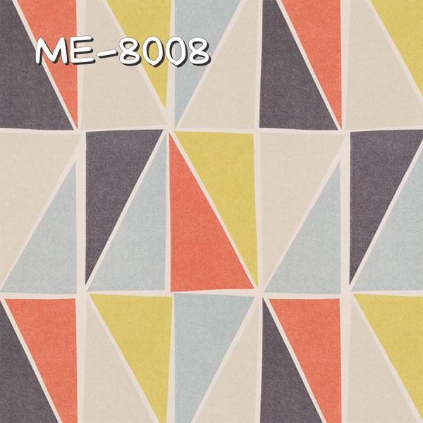 川島織物セルコン ME-8008 生地画像
