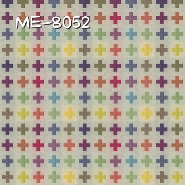 川島織物セルコン ME-8052 生地画像