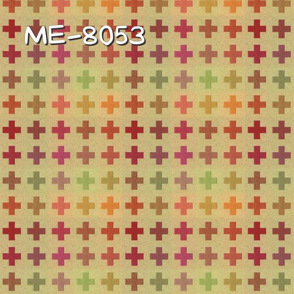 川島織物セルコン ME-8053 生地画像