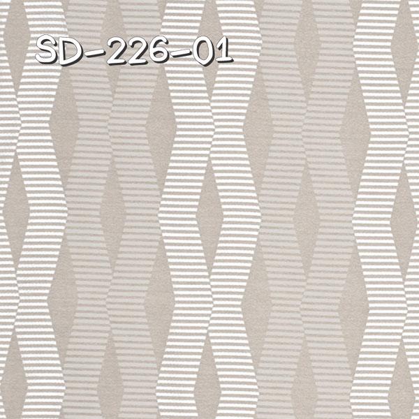 五洋インテックス SD-226-01 生地画像