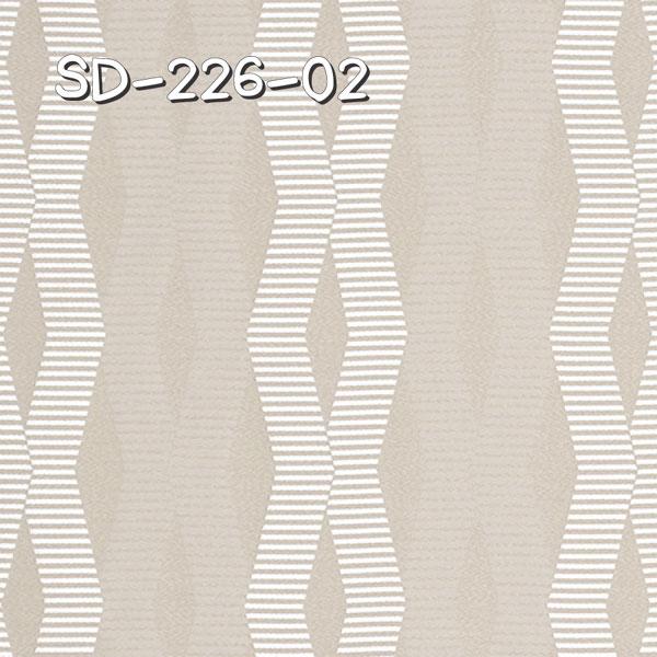 五洋インテックス SD-226-02 生地画像