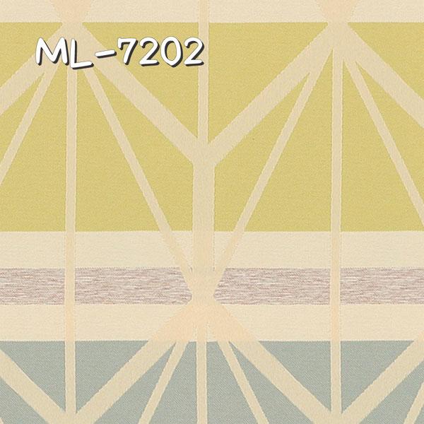 シンコール ML-7202 生地画像