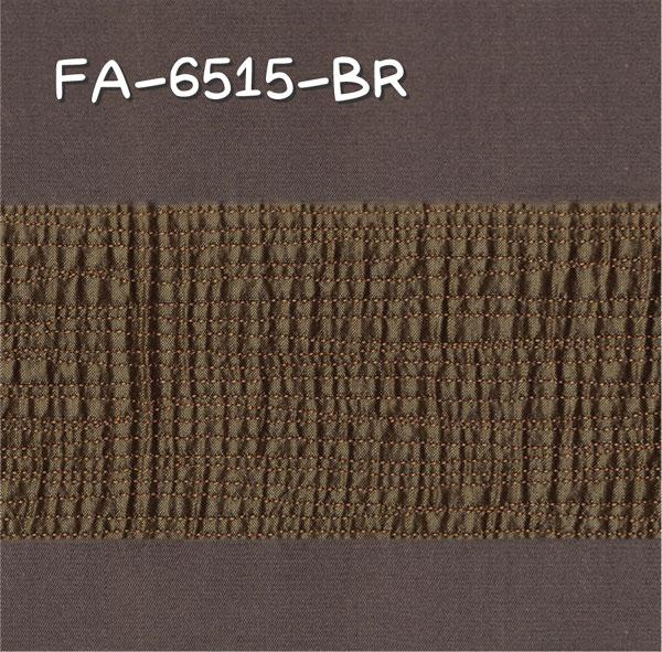 フジエテキスタイル FA-6515-BR 生地画像