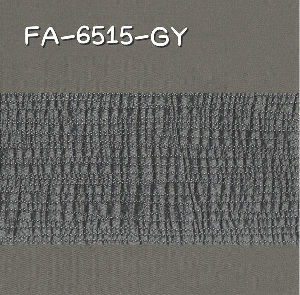 フジエテキスタイル FA-6515-GY 生地画像