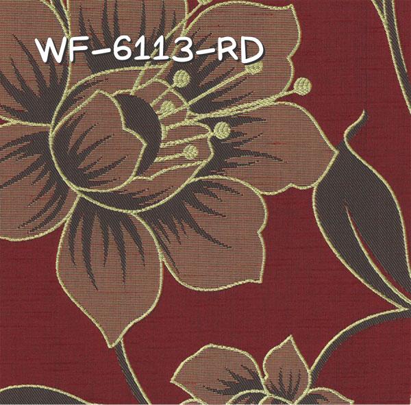 WF-6113-RD 生地画像